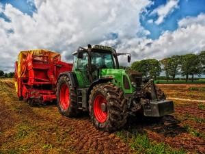 Mezőgazdasági traktorgumit szereltek?